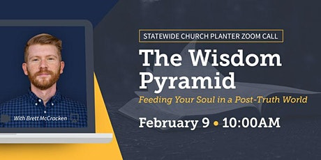 The Wisdom Pyramid: Feeding Your Soul in a Post-Truth World tickets