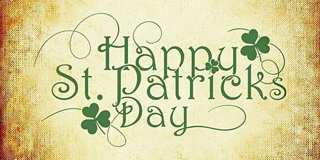 St. Patrick's Day Event tickets