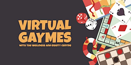 Virtual Gaymes with the Wellness and Equity Centre: Among Us tickets