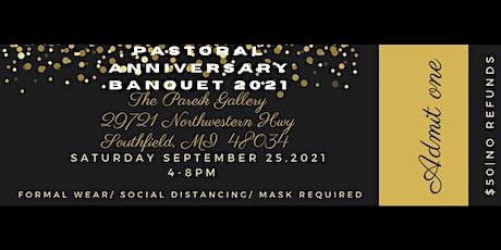 2021 Pastoral Banquet tickets
