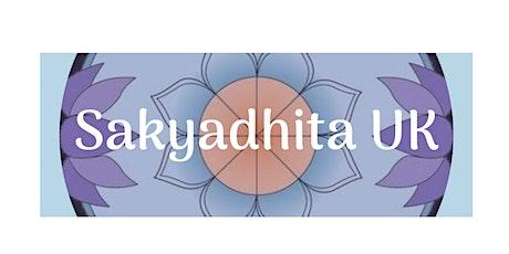 Sakyadhita UK launch event tickets