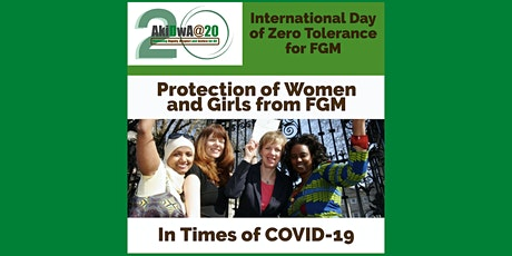 Protection of Women and Girls from FGM in Times of  COVID-19 tickets