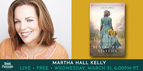 Book Passage Presents: Martha Hall Kelly tickets