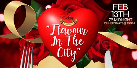 Texas Sized Flavour In The City - Valentines Edition* tickets