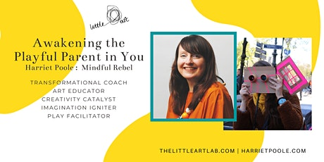 Awakening the Playful Parent in YOU tickets