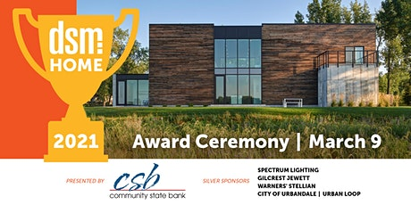 dsm Home Design Awards tickets