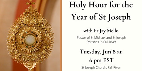 Holy Hour - Year of St Joseph tickets