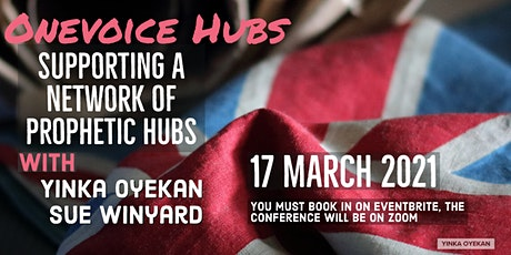 Onevoice Prophetic Hubs tickets