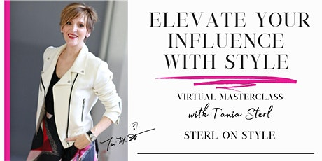 Elevate your Influence with Style tickets