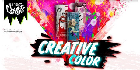 Pulp Riot Creative Color tickets