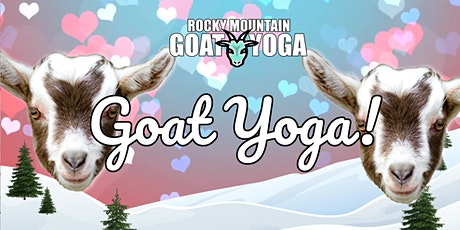 Goat Yoga - February 13th  (RMGY Studio) tickets