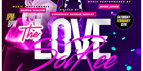 The Love Soirée tickets