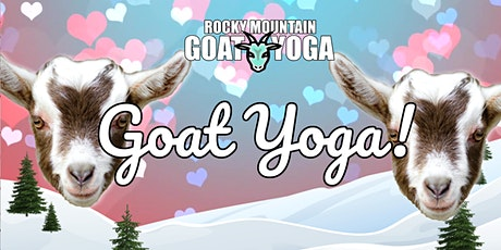 Goat Yoga - February 14th  (RMGY Studio) tickets