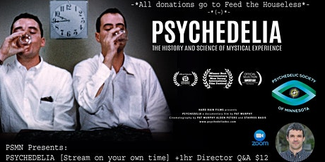 Psychedelia Film Screening With Q&A tickets