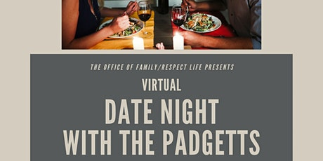 Virtual Date Night with the Padgetts tickets