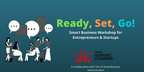 Business series: Ready, Set, Go! tickets