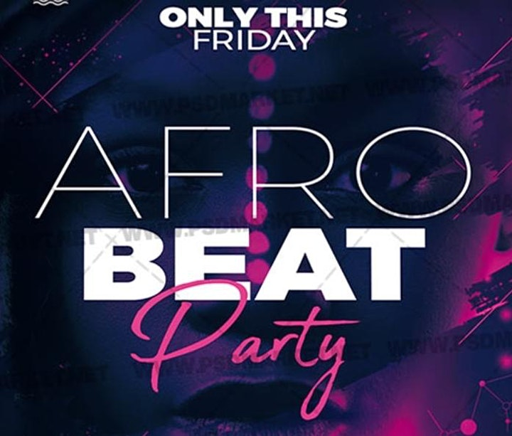"""AFRO CARIBBEAN """"FRIDAY"""" NIGHT LIVE  @Queens Lounge image"""