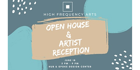 Summer Open House and Artist Reception tickets