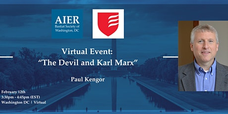 "DC | Virtual Event: ""The Devil and Karl Marx"" with Paul Kengor tickets"
