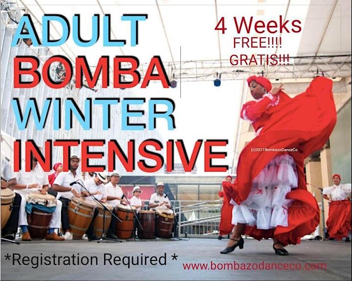 Bomba Dance: Absolute Beginner image