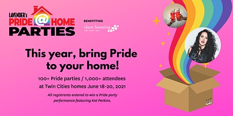Pride @ Home - It's Pride in a Box! entradas