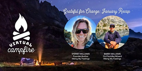 Virtual Campfire #38: Grateful for Change with Sydney + Barry tickets