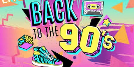 Back To The 90s! tickets
