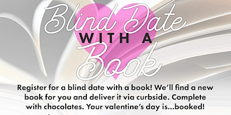 Blind Date with a Book tickets