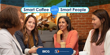 Smart Coffee with Smart People biglietti