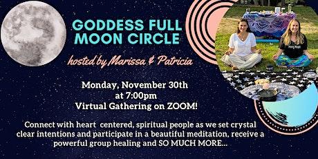 Full Wolf Moon Goddess Circle (Virtual) tickets