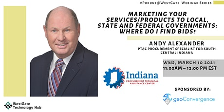 Marketing Your Services/Products to Local, State and Federal Governments tickets