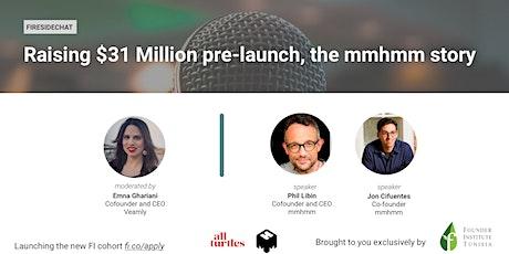 Raising $31M Pre-launch: The mmhmm Story with Phil Libin & Jon Cifuentes tickets