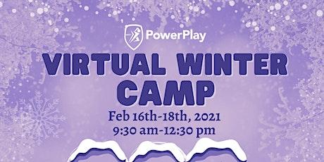 PowerPlay Virtual Winter Camp tickets