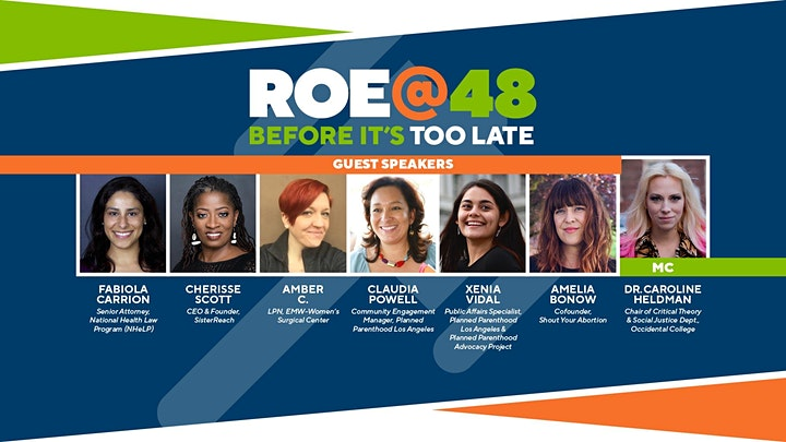 Roe @48 Before Its Too Late image