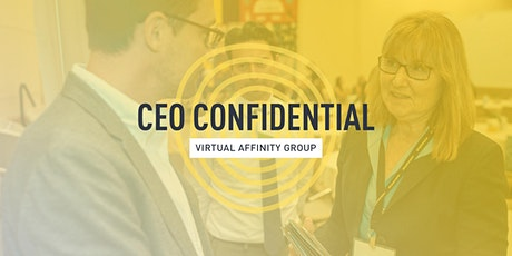CEO Confidential (5 Sessions) tickets
