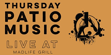 Thursday Patio Music featuring Stratton James tickets