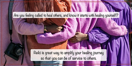Usui Reiki I plus Holy Fire Certification (includes crystals) tickets