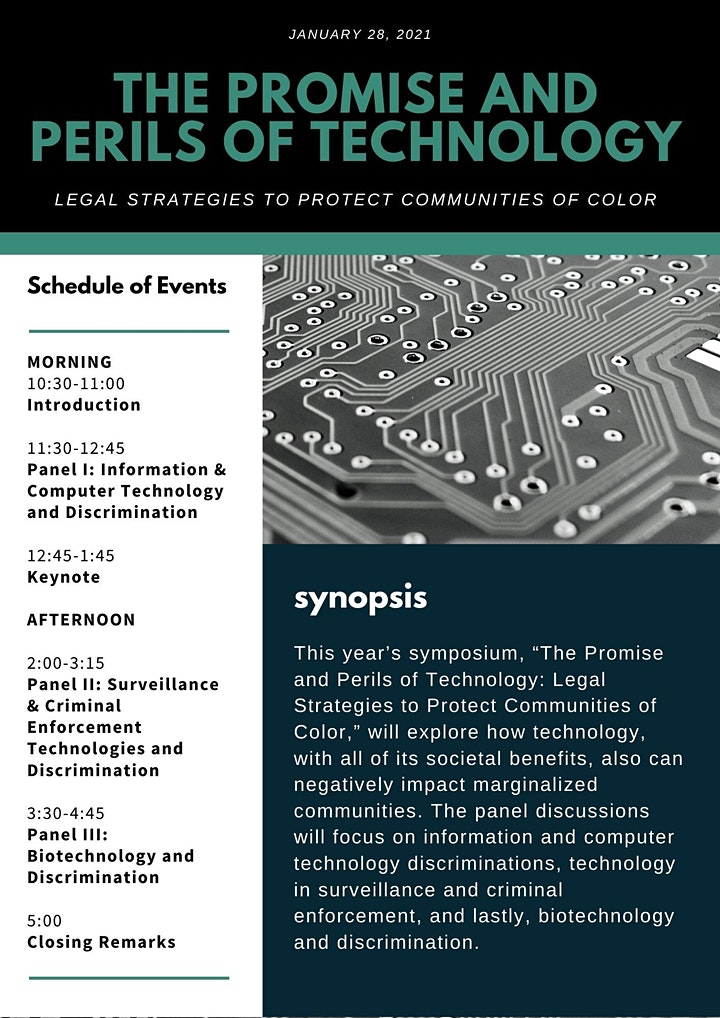 Sixth Annual C. Clyde Ferguson Jr. Symposium image