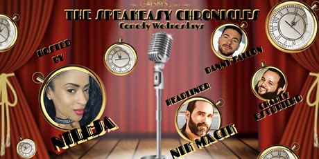 Live Comedy at Gatsby's Joint! tickets