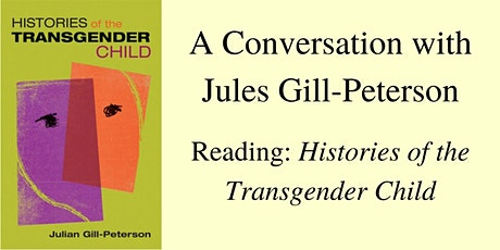 A Conversation with Jules Gill-Peterson tickets