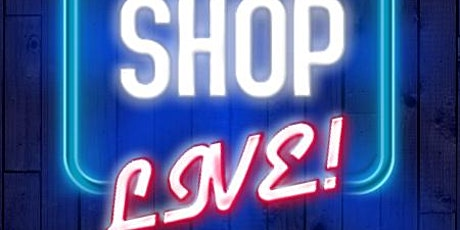 """SHOP LIVE! WITH THE """"ONE SIZE LEFT"""" SHOP tickets"""