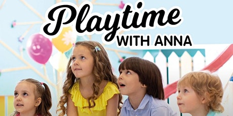 Playtime with Anna - Salamander Bay Square (Session 1: 10am-10:30am) tickets