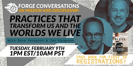 Forge Conversations on Mission & Discipleship - February 2021 tickets