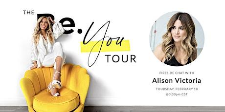 Jessica Zweig with Alison Victoria: Be. tickets