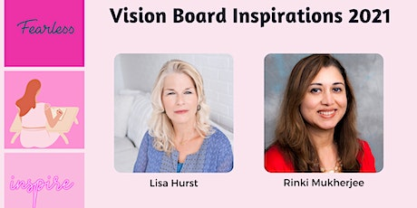 iEmpower's Virtual Meeting: Creating Your 2021 Vision Board tickets