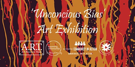 Unconscious Bias Art Exhibition tickets