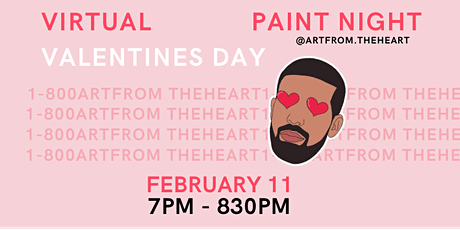 ALL YOU NEED IS LOVE - VIRTUAL PAINT NIGHT tickets