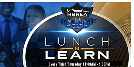 HBREA Monthly Lunch & Learn tickets