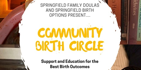 Community Birth Circle tickets