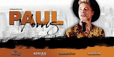 Paul Morris EN INTIMO Y ACÚSTICO tickets